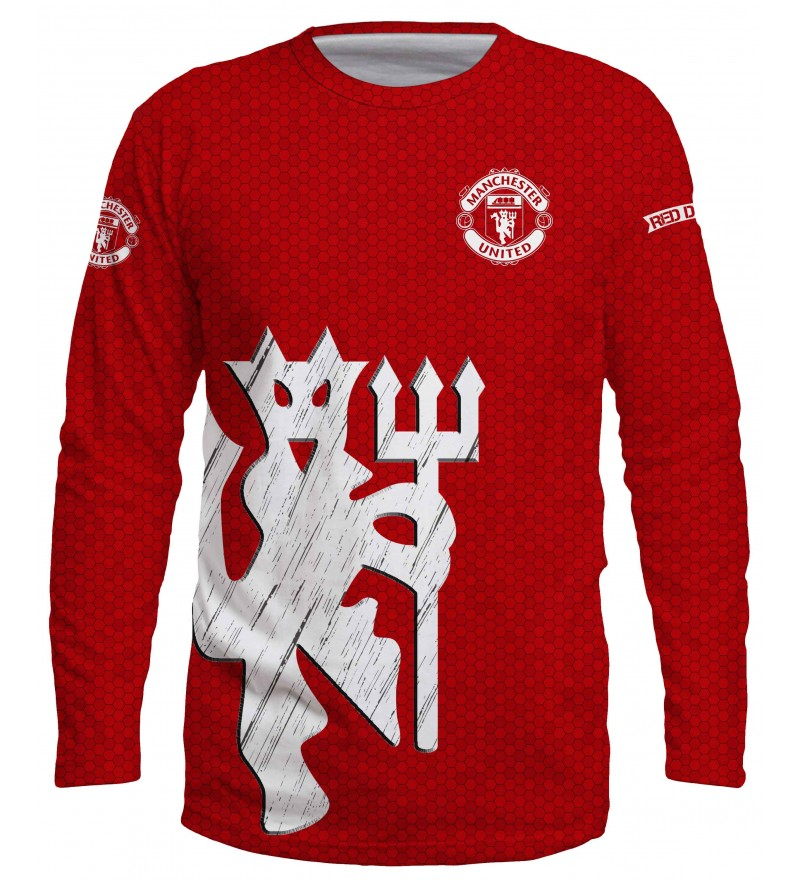 Блуза Manchester United #6197