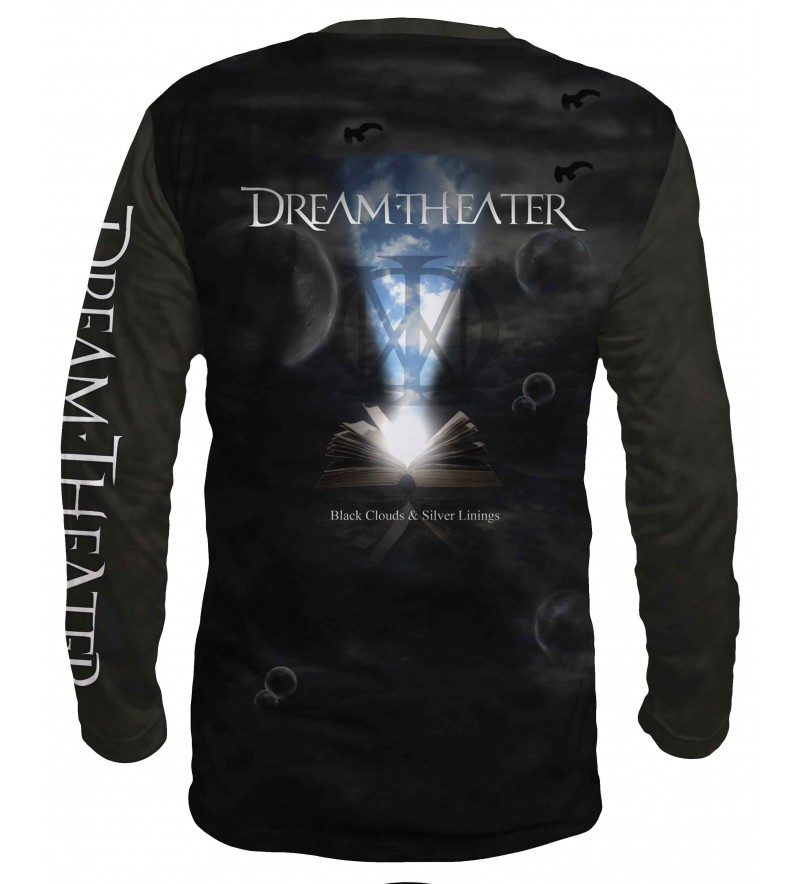 Ватирана Блуза Dream Theater #2059