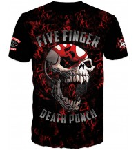 Teниска Five Finger Death punch #2036